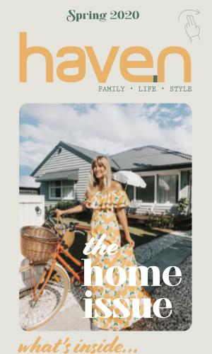 Thumbnail of haven: the home issue